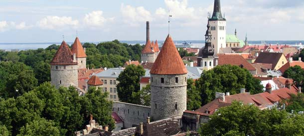 Tallinn stag weekends image