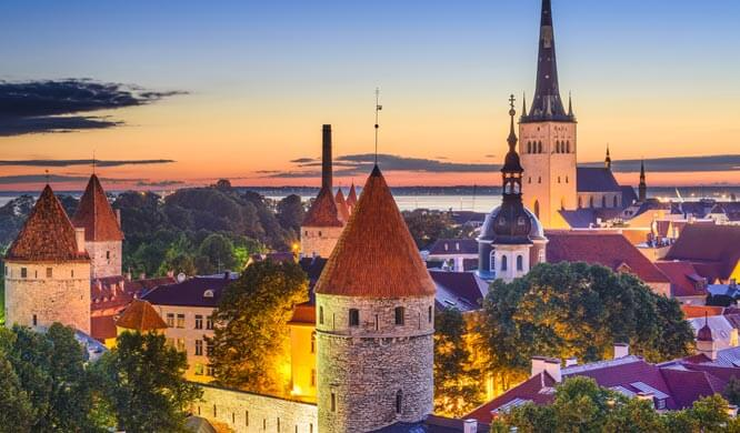 Tallinn stag weekend