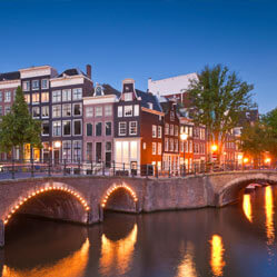 City image of Amsterdam