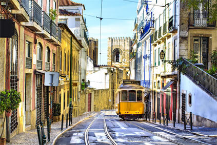 Lisbon stag weekend city image