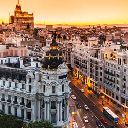 City image of Madrid