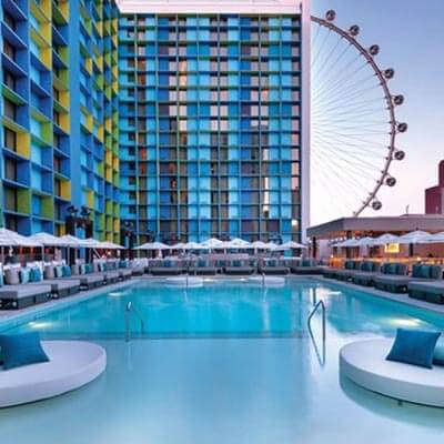 Accommodation in Las Vegas