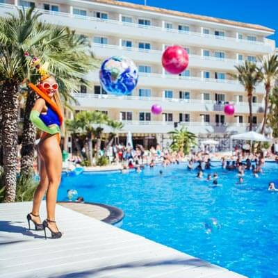 Magaluf stag accommodation