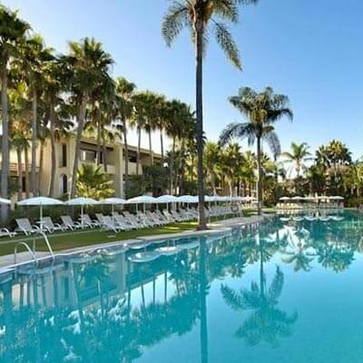 Accommodation in Marbella