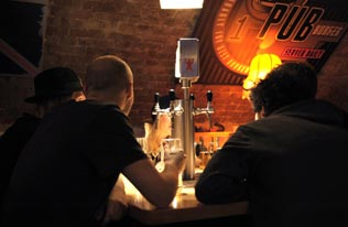 Best bars in Dusseldorf