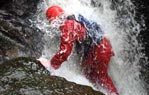 Gorge WalkingBrecon stag do idea