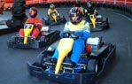 Indoor Go Karting stag do idea