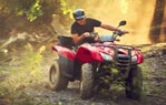 Quad Biking stag do idea