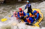 White Water Rafting stag do idea
