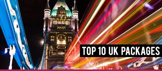 Top 10 UK stag packages