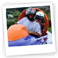 hovercraft stag weekend packages