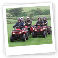 Woolacombe quad biking stag weekend