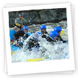 Manchester white water rafting