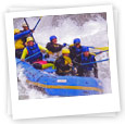 Prague white water rafting stag weekend package