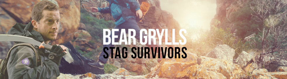 Bear Grylls Ultimate Survivors