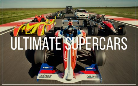 Ultimate Supercar Experience
