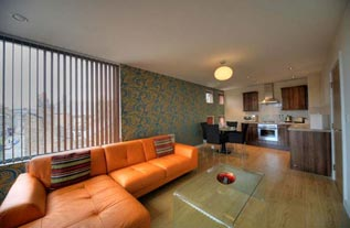 Printworks Apartments self-catering accommodation property in Liverpool
