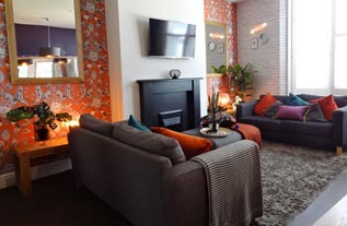 Liverpool Townhouse self-catering accommodation property in Liverpool