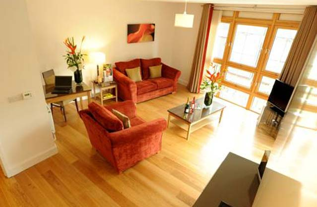 Bristol self catering stag