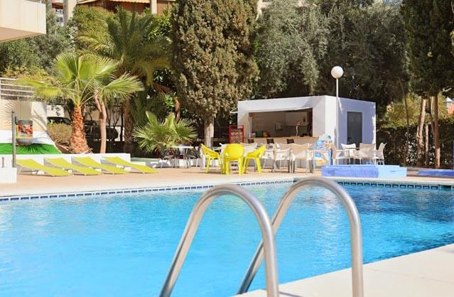 self catering in Benidorm