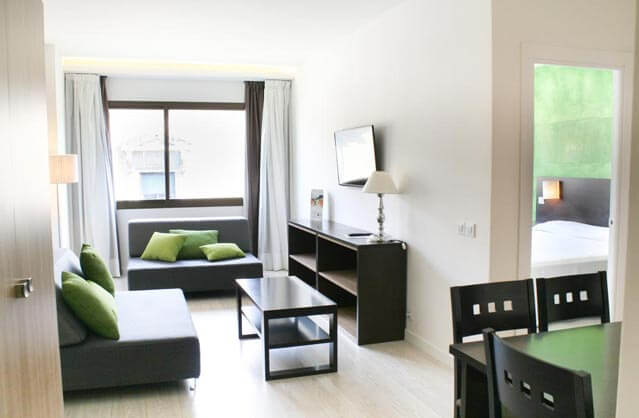 self catering in Madrid