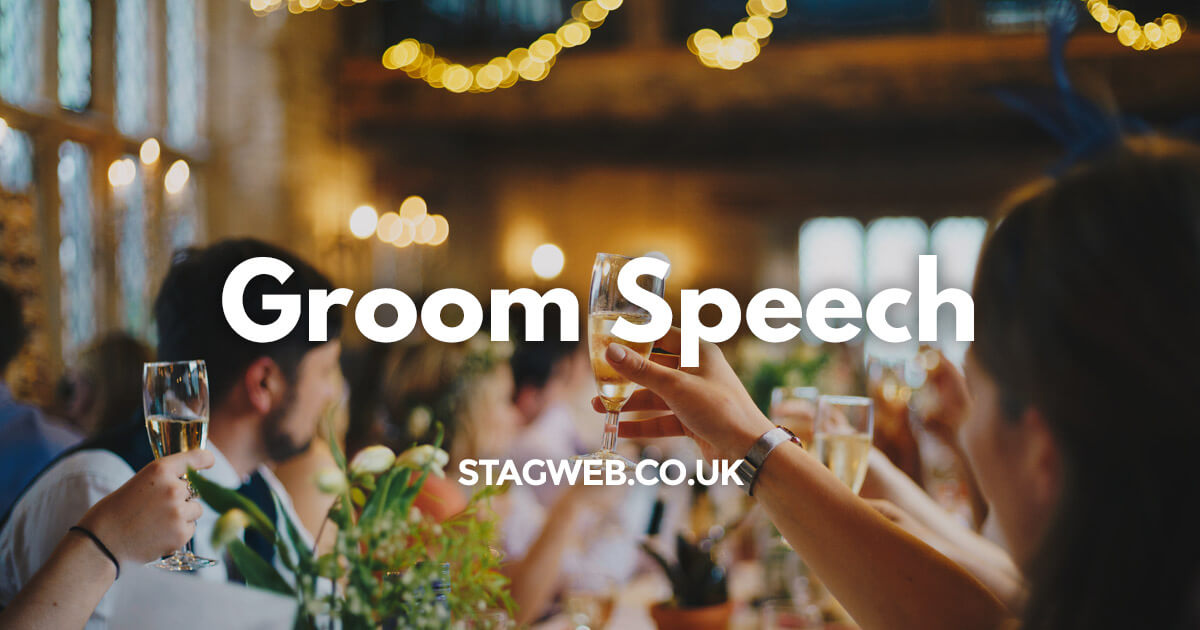 A Guide To Wedding Toast Etiquette Stagweb