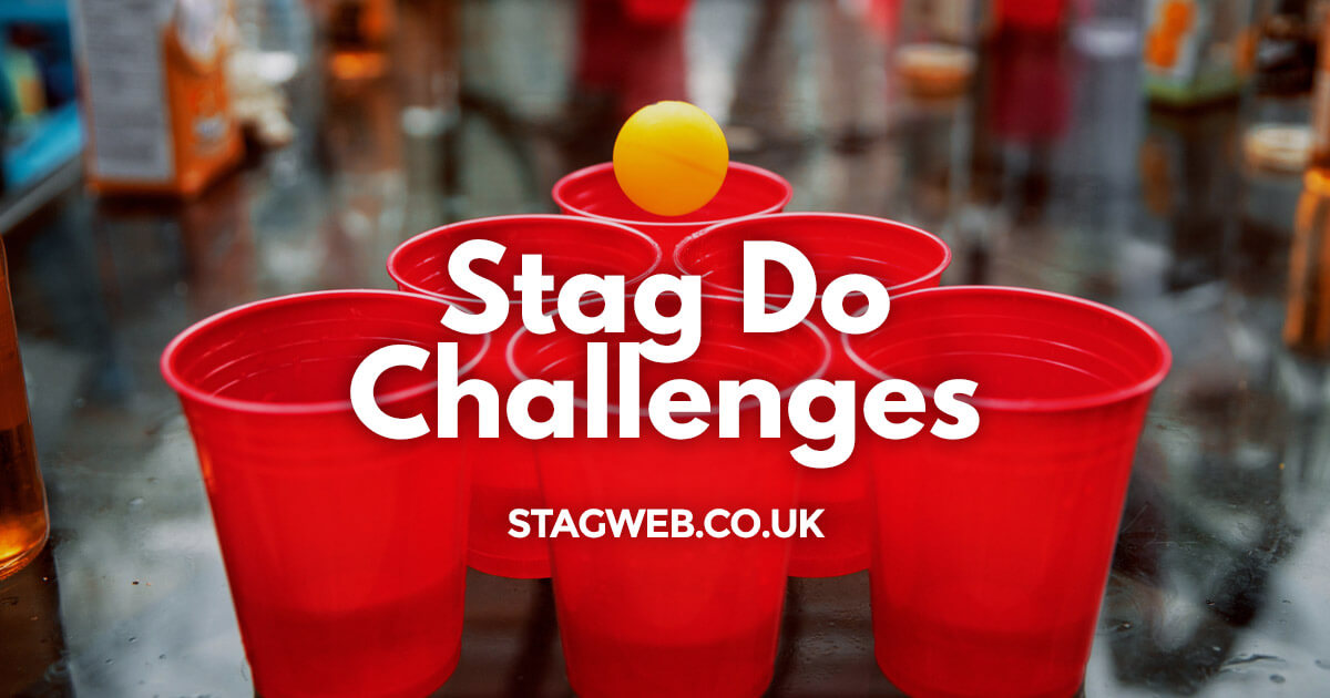 01478a32 Epic Stag Do Challenges and Stag Party Dares - StagWeb