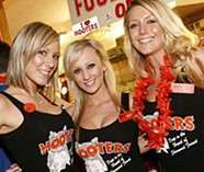 hooters ideas