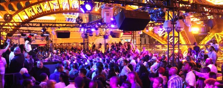 Chateau Las Vegas nightclub