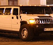 limousine Amsterdam nightlife