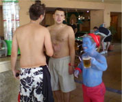 stag party pranks