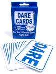 stag party games - stag dare cards